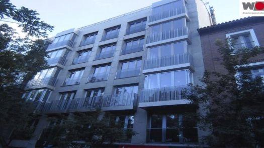 La rehabilitación energética del edificio Zurich en Madrid obtiene la clasificación energética Tipo A