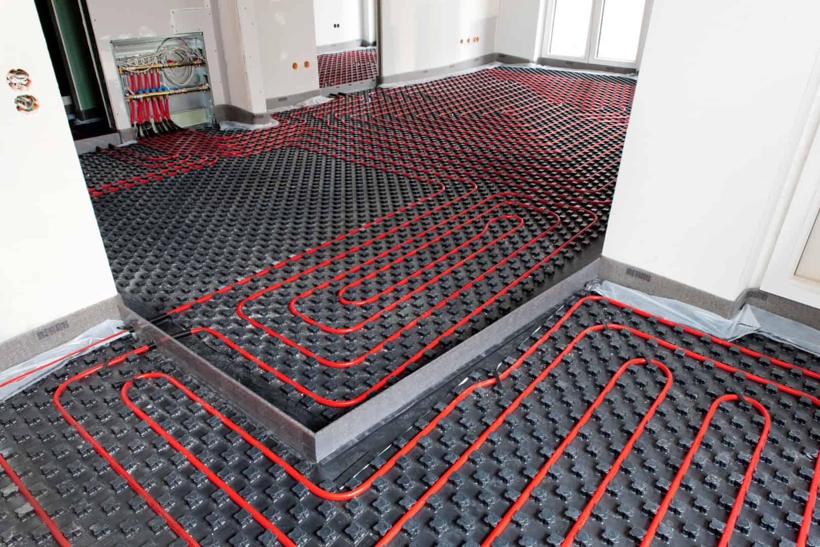 Resistencia o resistencia equivalente en planchas de - Como instalar suelo radiante ...
