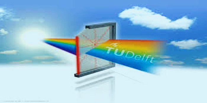 ¡Paneles solares transparentes, absorben la energía que pasa a través de ellos!