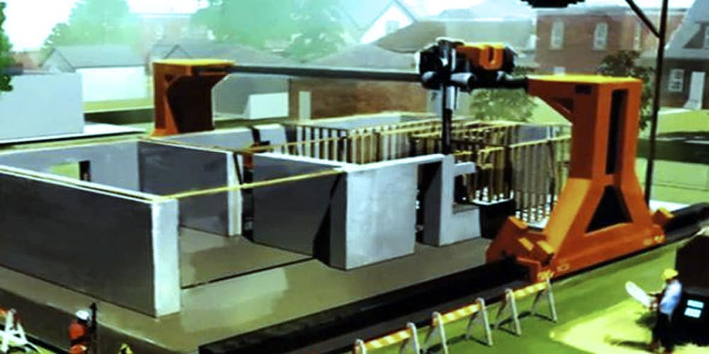 Impresión 3D aplicada a la construcción