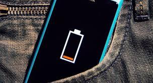 Batería de aluminio móvil bateria
