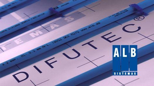 Suelo radiante con panel DIFUTEC®, líder en eficiencia