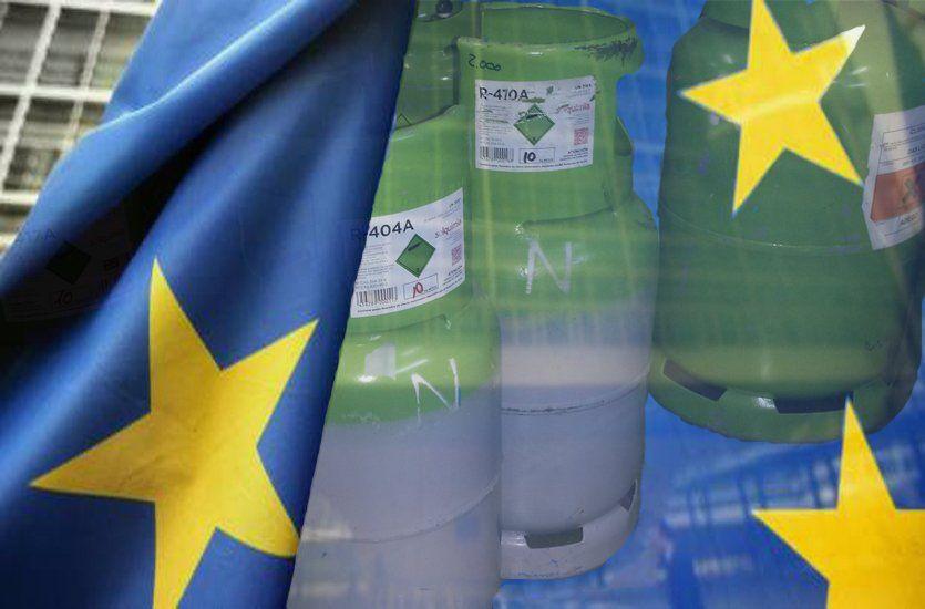 Los reglamentos del Parlamento y Consejo Europeo sobre los gases fluorados