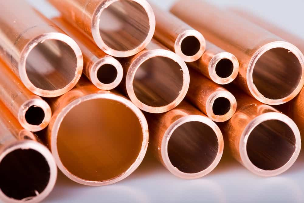 Instalaciones receptoras dom sticas de gas cobre o - Tuberias de cobre ...
