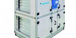Daikin presenta su nueva UTA más silenciosa, compacta y eficiente