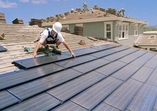 En California: La energía solar gratis