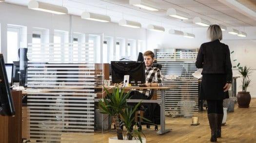 La calidad del aire interior en la oficinas puede afectar al rendimiento de los trabajadores