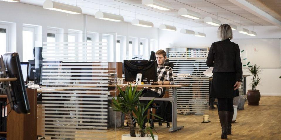 calidad aire interior oficinas