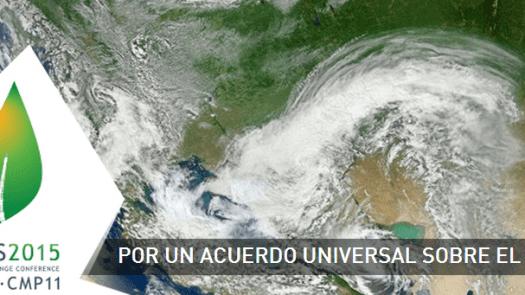 Acuerdo de París frente al cambio climático