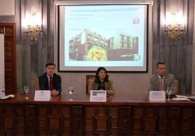 """Daikin participa en el encuentro """"Fomentando la Rehabilitación Eficiente de Hoteles"""" en Sevilla"""