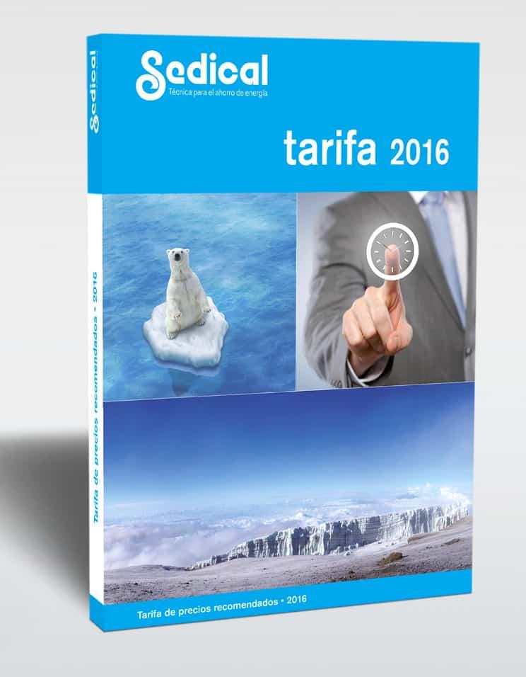 Sedical Presenta La Nueva Tarifa 2016 E Ficiencia