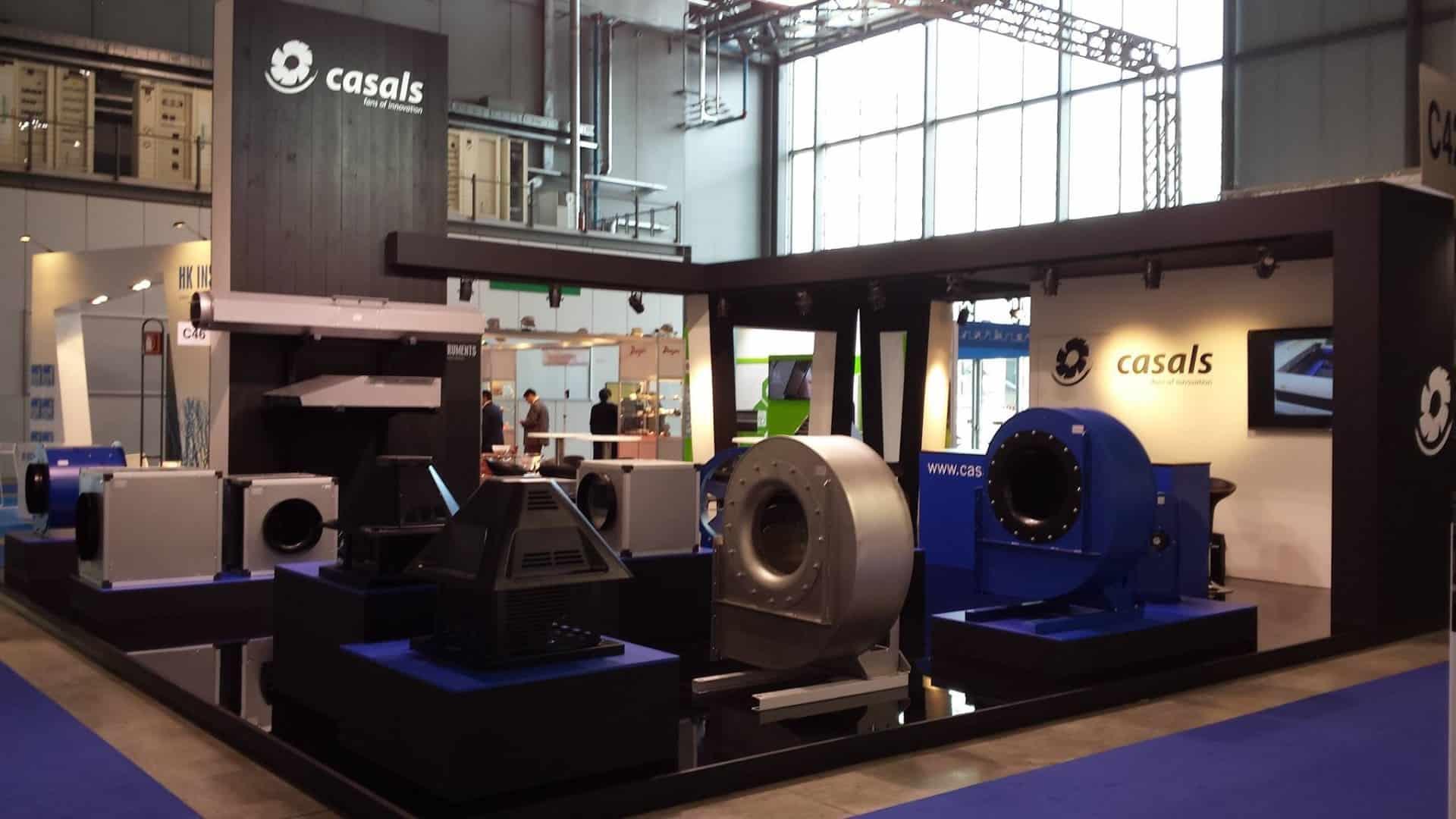 CASALS presente en MCE Milán 2016