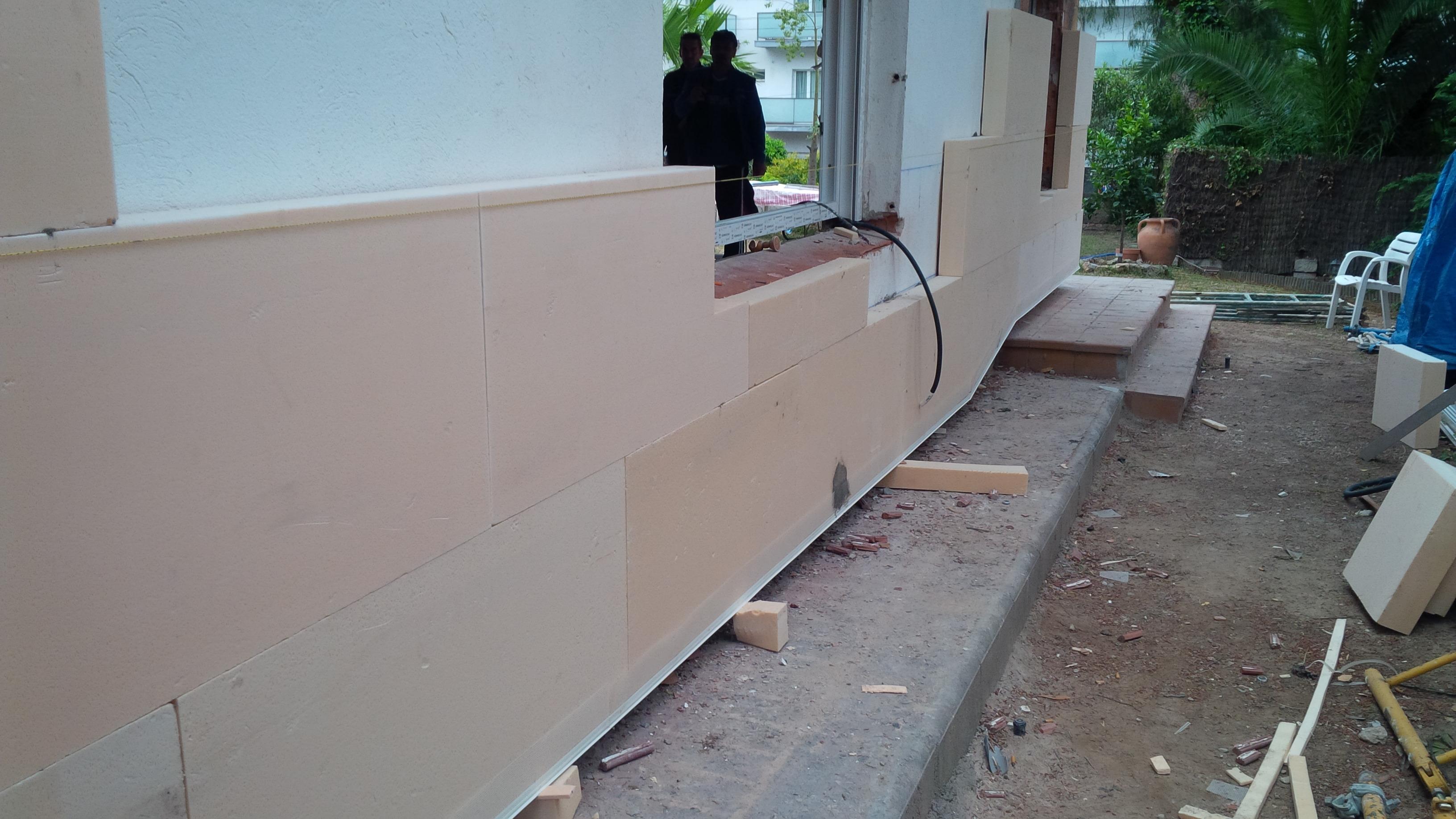 Rehabilitaci n de viviendas con poliestireno extruido xps for Aislamiento termico poliestireno extruido