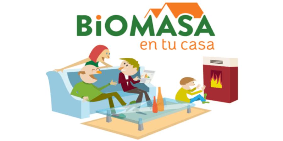 Biomasa en tu casa
