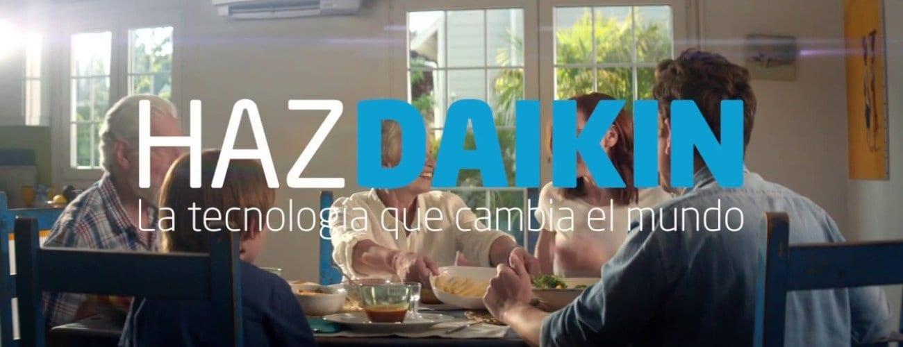haz daikin nueva campana comunicación