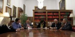 Acuerdo entre la Universidad de Granada y Apadge por la eficiencia energética