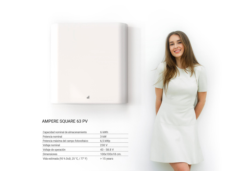 Acumulador-Ampere-Square-63PV