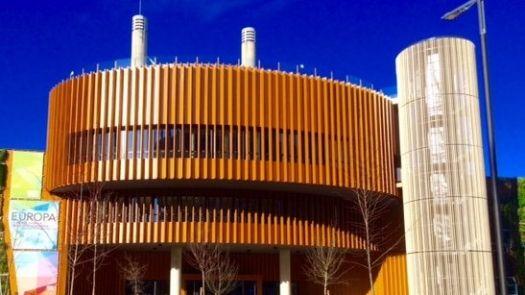 El confort y la eficiencia energética de Rehau en el Palacio Europa de Vitoria