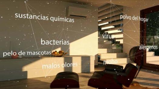 La tecnología Flash Streamer de los equipos Daikin ayuda a combatir los síntomas de la alergia