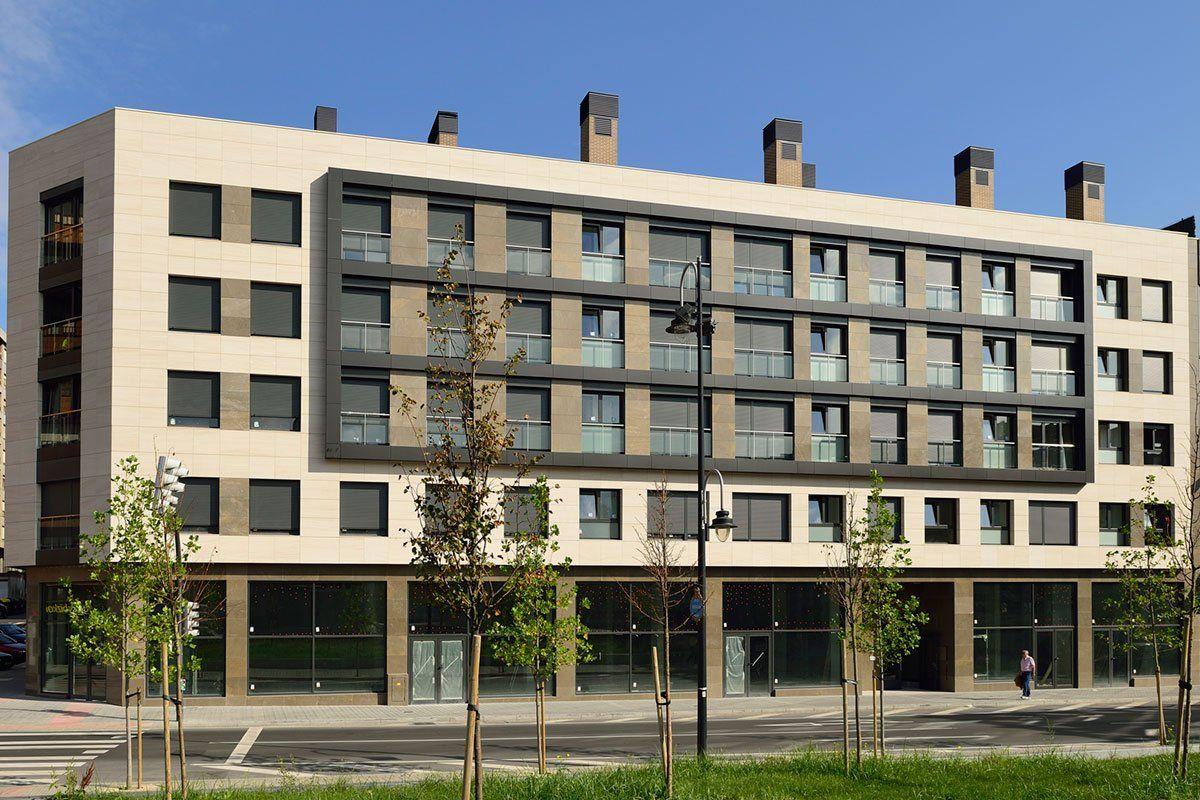 INBISA lidera un proyecto de I+D para el desarrollo de una nueva fachada de alta eficiencia energética
