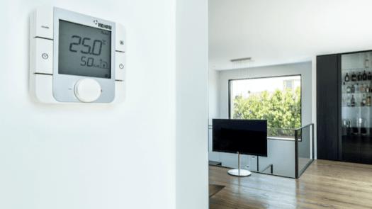 Techo radiante Rehau; ahorro energético y confort