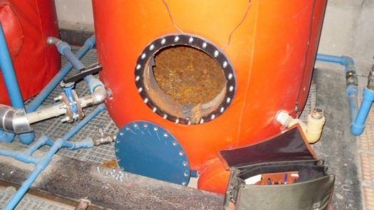 Garantía contra la corrosión interior en acumuladores de ACS
