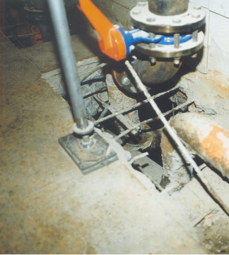 Aislamiento Térmico Interior Tuberías de Agua