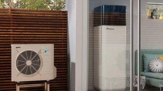 Daikin Altherma Bibloc, la solución ideal para calentar el hogar este invierno