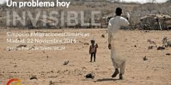 """El """"Simposio Migraciones Climáticas"""" visibiliza un problema que la COP22 ha considerado clave para los próximos años"""
