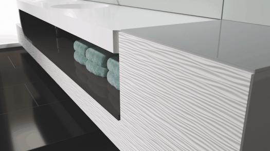RAUVISIO WAVE Innovación en el diseño de interiores