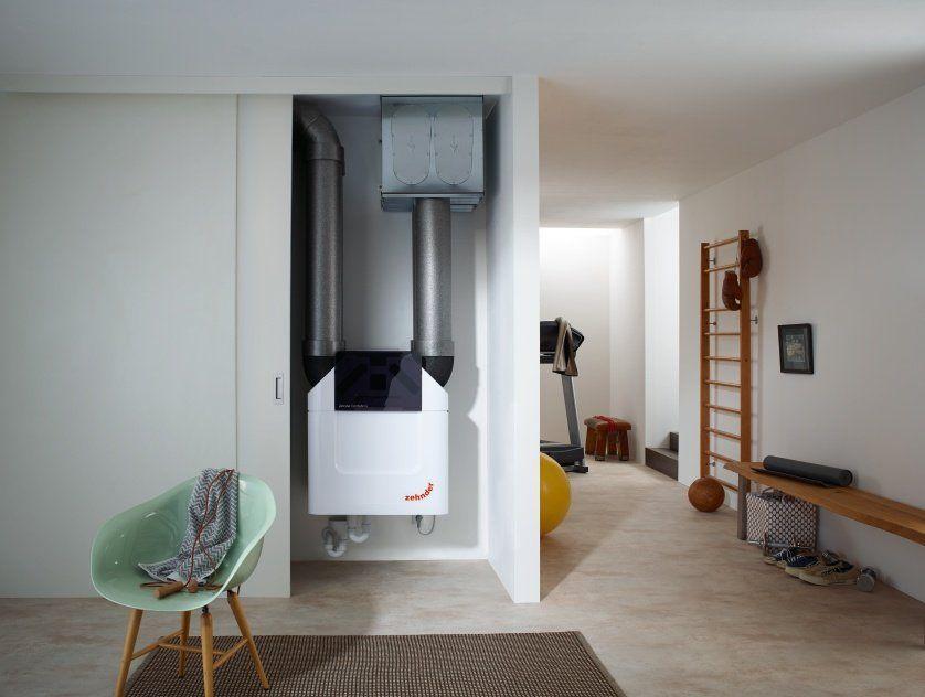 Ventilación con recuperación de calor Zehnder ComfoAir Q: tecnología e innovación