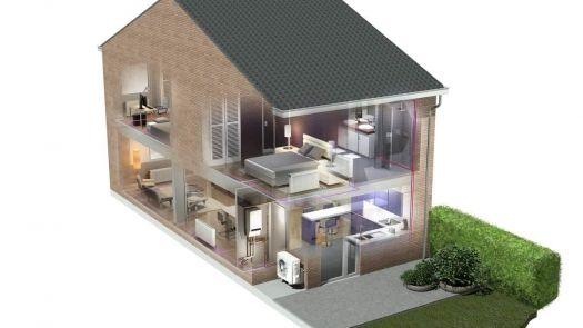 Aerotermia Daikin: consejos para un uso eficiente de los sistemas de climatización en invierno