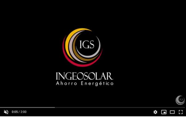Vídeo ingeosolar calderas condensación