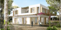 ¿Passivhaus en el Mediterráneo? Mantenerse fresco en una casa pasiva a pie de playa