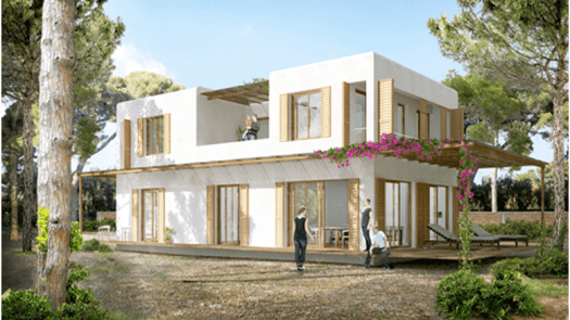¿Passivhaus en el Mediterráneo? Estrategias para mantenerse fresco en una casa pasiva a pie de playa en Castelldefels, Barcelona.