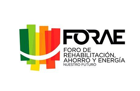 Foro de Rehabilitación, Ahorro y Energía