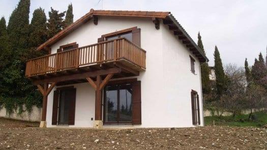 vivienda pasiva en Navarra