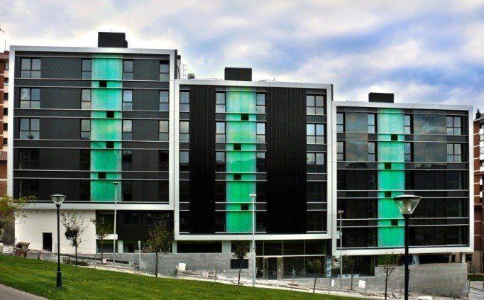 premio a la Sostenibilidad edificio Portugalete
