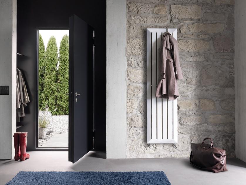 percha de diseño para colgar en el radiador