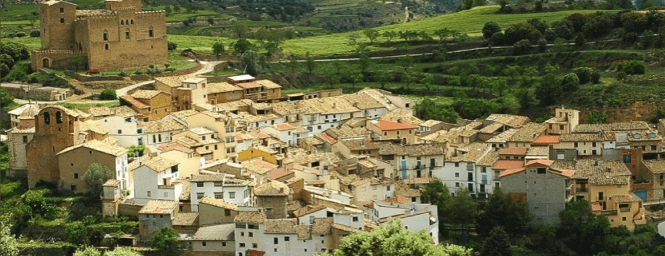Todolella: El Nuevo Pueblo Bioenergético Rehau