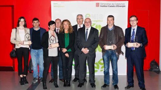 Ampere Energy recibe un reconocimiento en Los Premios Excelència Energètica por su Participación en La E-Casa