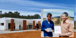 """""""Can Tanca"""" la vivienda Passivhaus Premium más eficiente del mundo"""