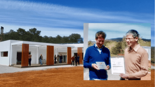 """""""Can Tanca""""La certificación Passivhaus Premium de la vivienda más eficiente del mundo"""