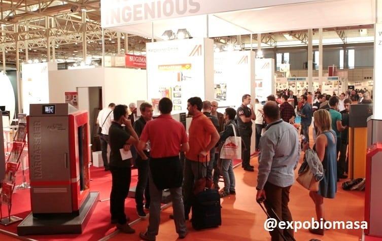 La Asociación Española de Valorización Energética de la Biomasa prepara Expobiomasa 2017