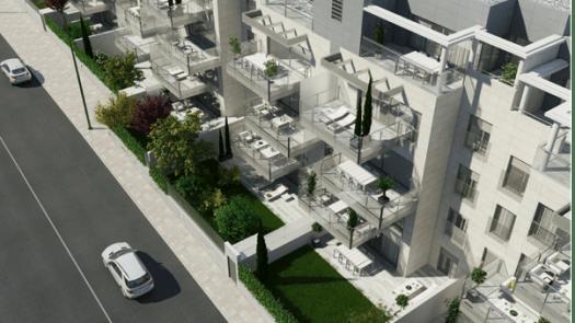 Aprovechamiento de la energía geotérmica en un complejo de viviendas de alto standing de Madrid