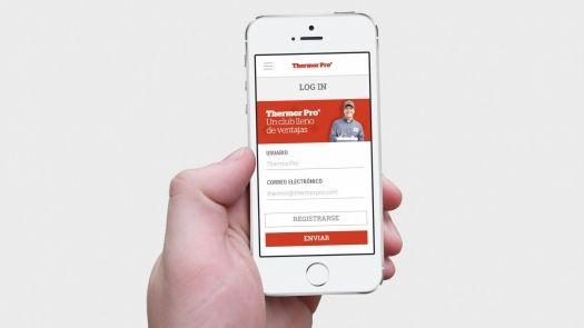 Thermor lanza su nueva app Thermor Pro para los miembros del Club