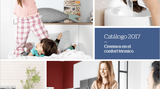 Thermor presenta su nuevo catálogo 2017 pensando en las necesidades de los usuarios
