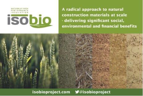 ISOBIO materiales naturales