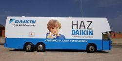 Daikin refresca las playas españolas