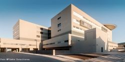 Aislamiento del nuevo Hospital de la Línea de la Concepción
